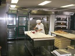 パン屋厨房