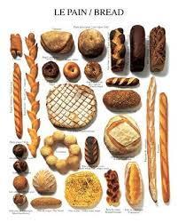 フランスパン色々