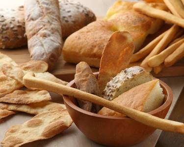 イタリアのパン